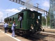 Am Bahnhof Schlieren