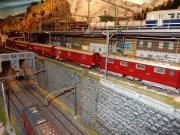 Werner McGills Alpenbahnparadies in Schlieren